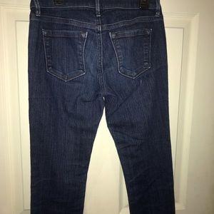 Ann Taylor loft skinny Modern jeans.
